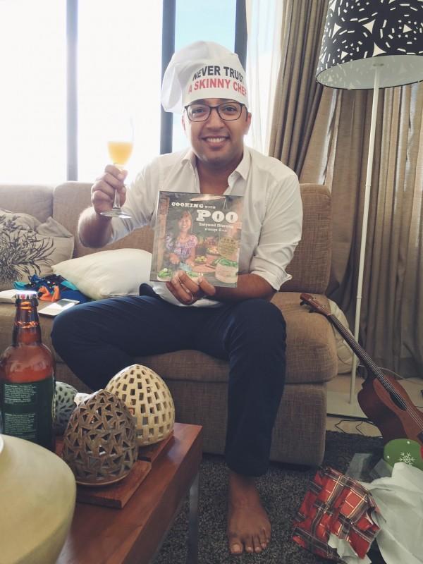 Nav's Christmas gifts