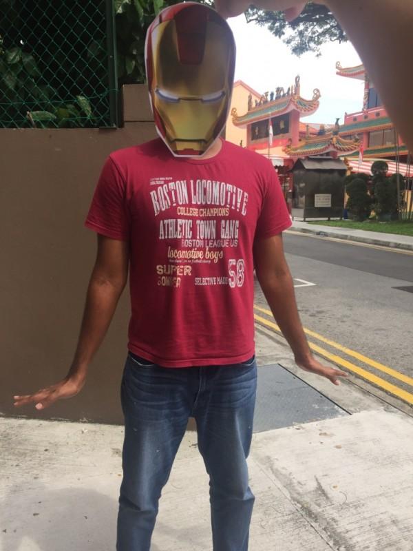 Iron Man Guhan