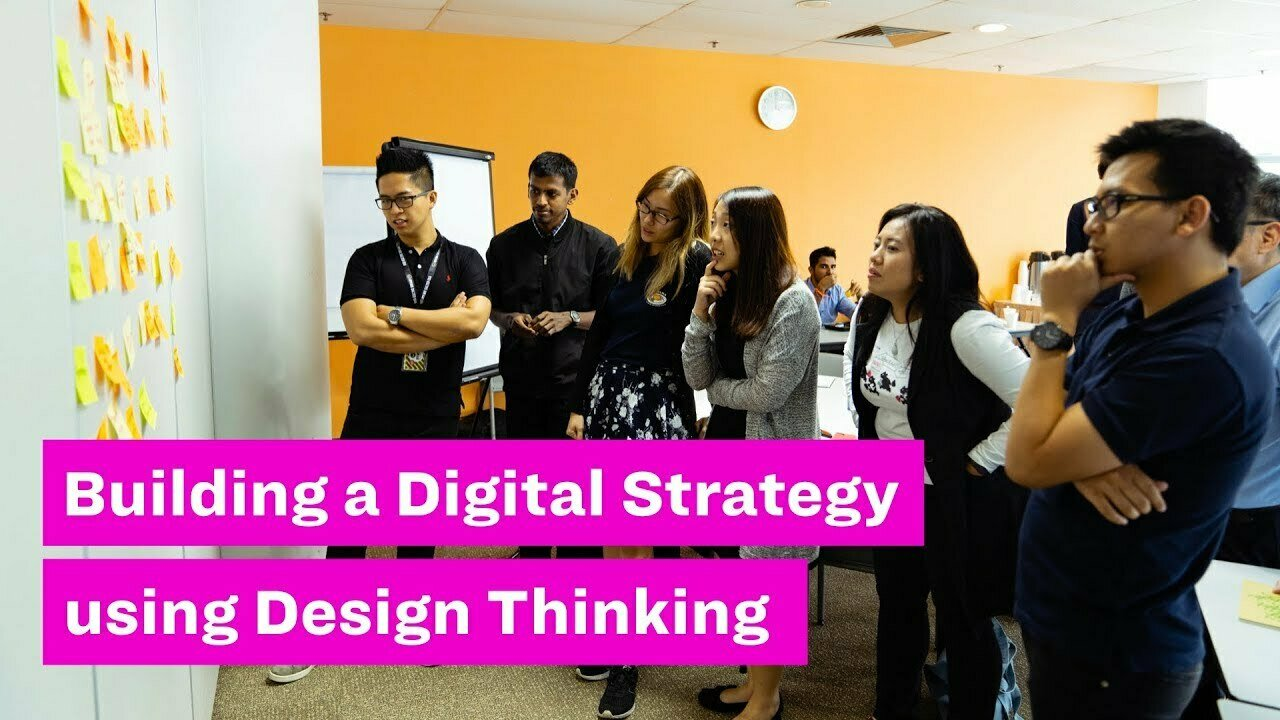 Designthinking digital