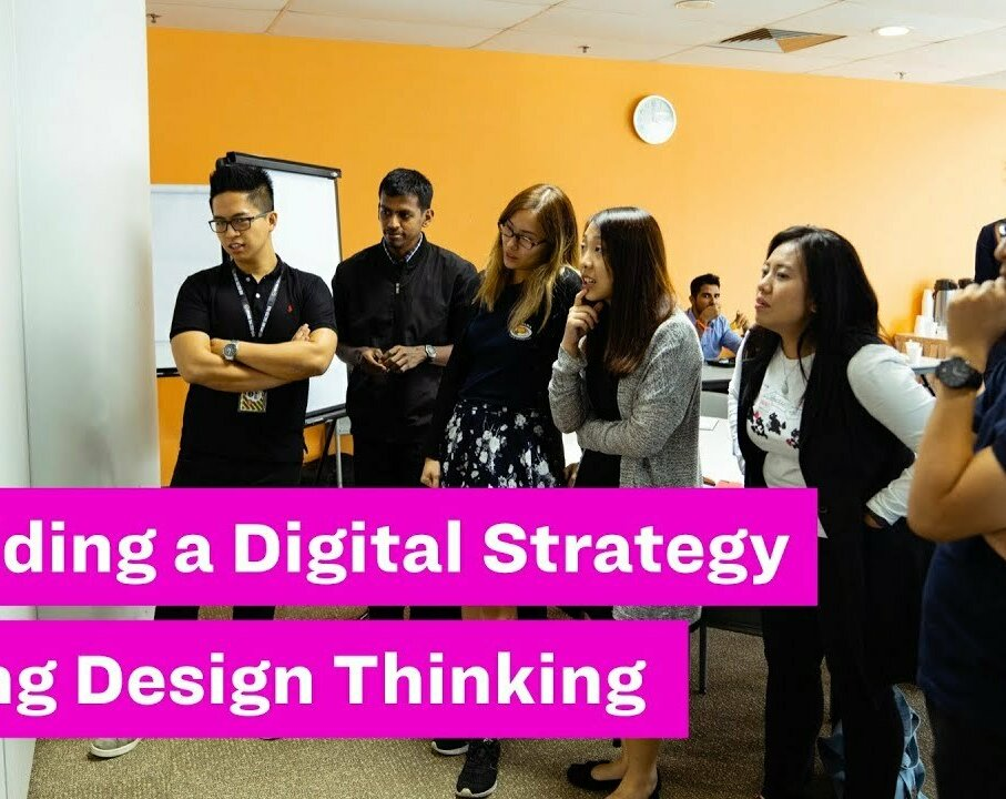 Designthinking digital