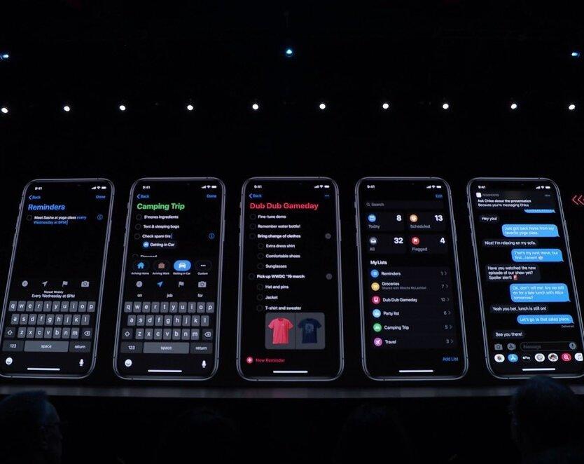 Apple event wwdc 2019 33