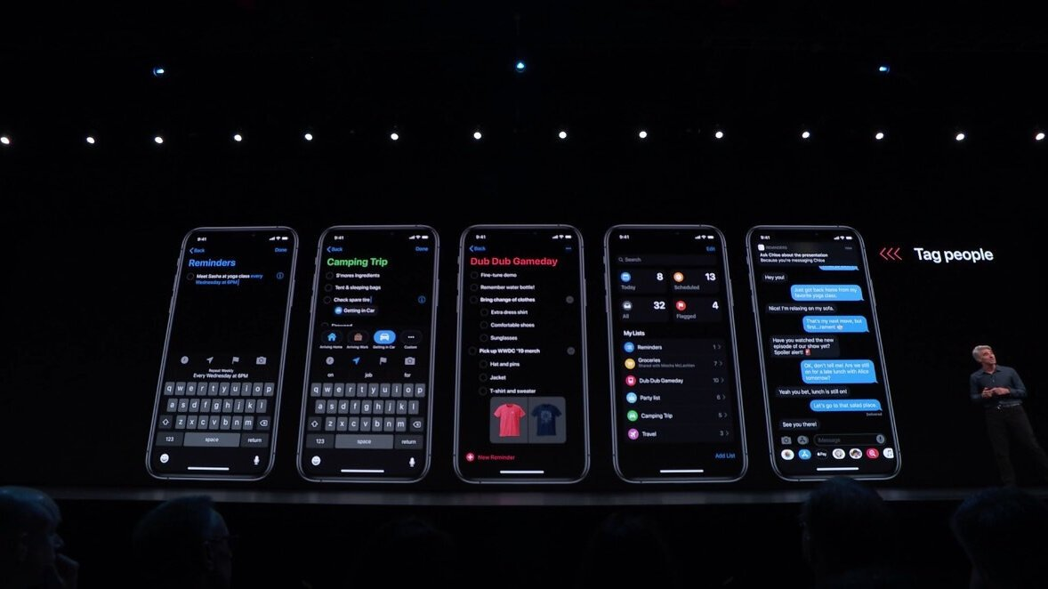 Apple event wwdc 2019 33