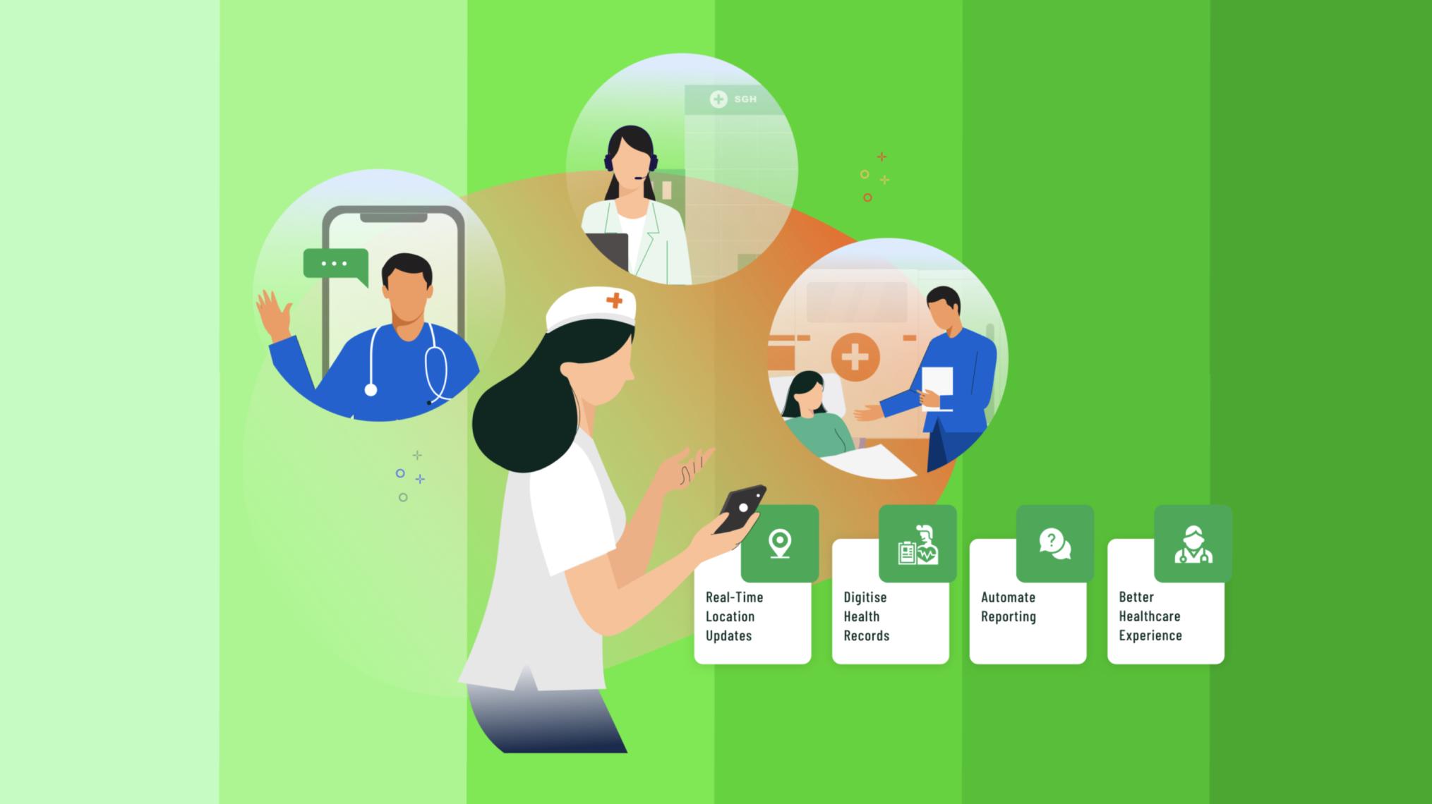 Healthcare header
