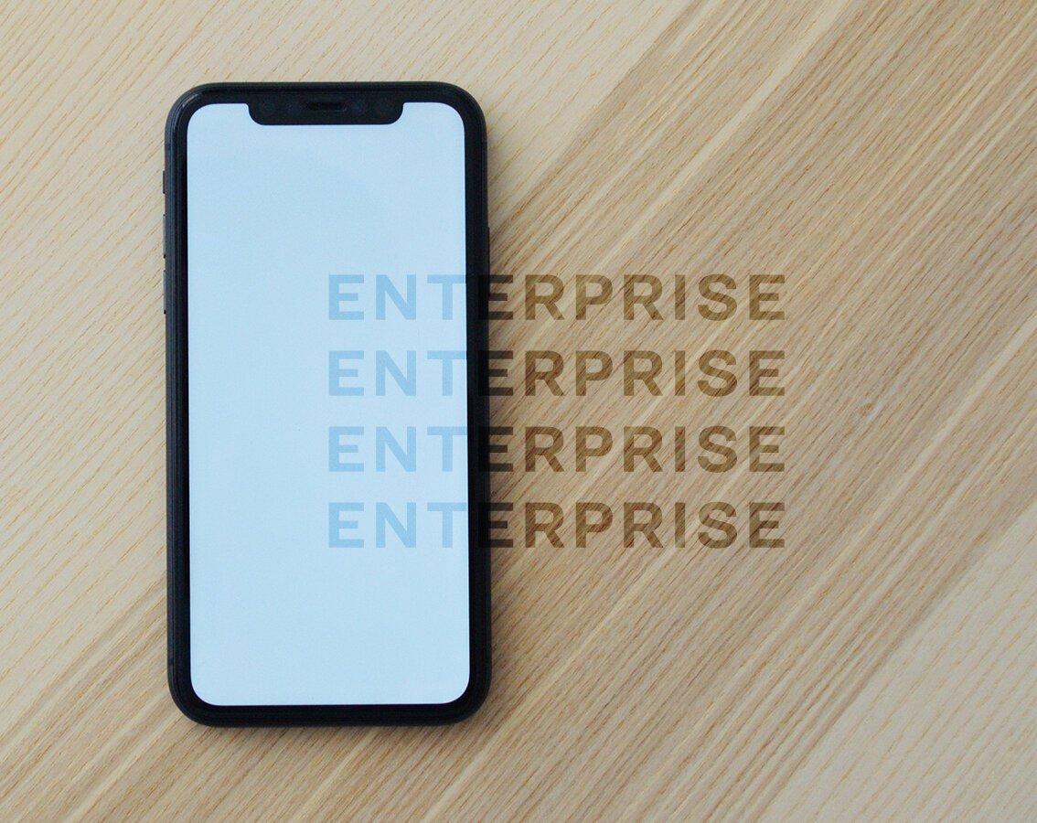 Secret Behind Successful Enterprise Mobile App 2