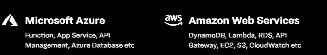 Azure AWS