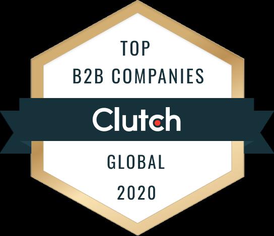 Clutch b2b award