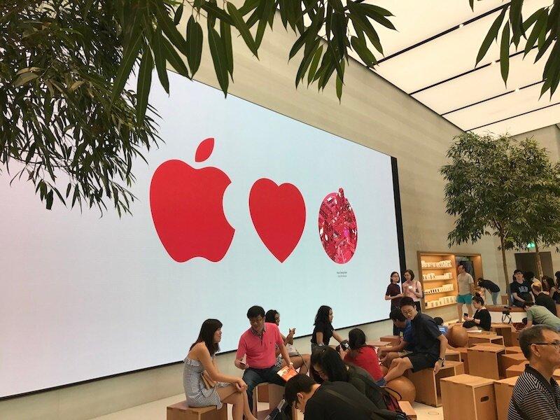 Apple Store 2 9 Jul 2017