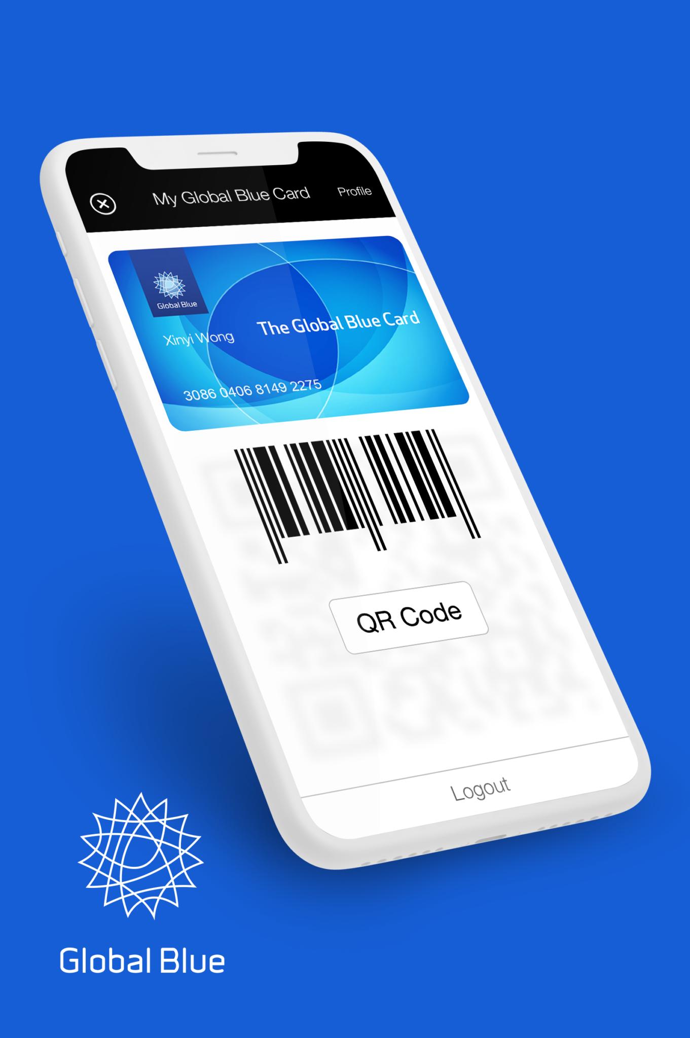 Global Blue Mobile 2