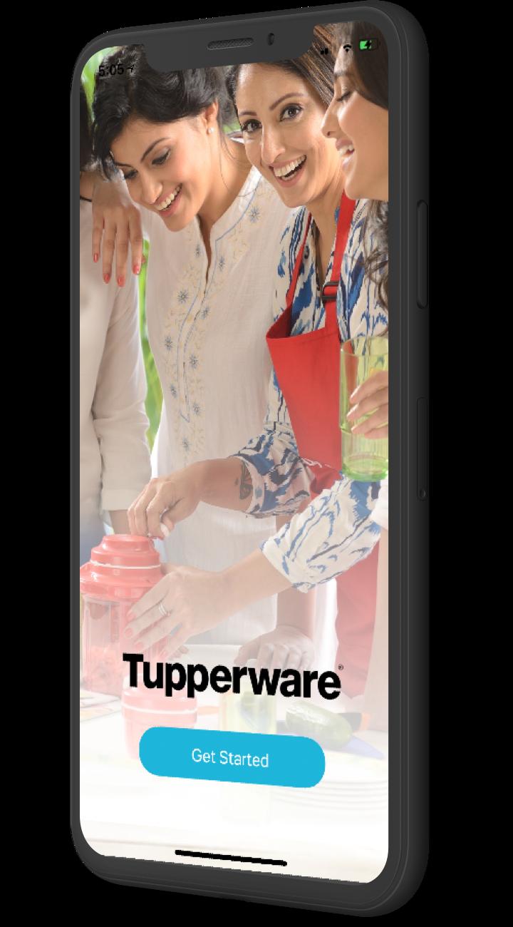 Tupperware Endmobile